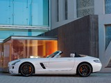 Images of Mercedes-Benz SLS 63 AMG Roadster (R197) 2011