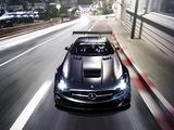 Images of Mercedes-Benz SLS 63 AMG GT3 45th Anniversary (C197) 2012