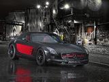 Images of Mcchip-DKR Mercedes-Benz SLS 63 AMG MC 700 (C197) 2012