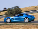 Images of Mercedes-Benz SLS AMG Electric Drive (C197) 2013
