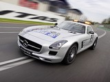 Images of Mercedes-Benz SLS 63 AMG GT F1 Safety Car (C197) 2013