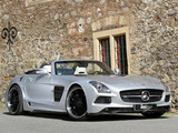 Images of Inden Design Mercedes-Benz SLS 63 AMG Roadster (R197) 2013