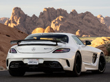 Images of Mercedes-Benz SLS 63 AMG Black Series (C197) 2013
