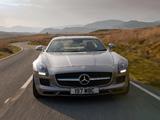 Mercedes-Benz SLS 63 AMG UK-spec (C197) 2010 images