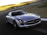 Mercedes-Benz SLS 63 AMG US-spec (C197) 2010 images