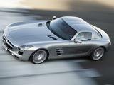Mercedes-Benz SLS 63 AMG (C197) 2010 images