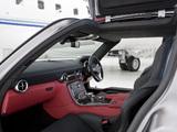 Mercedes-Benz SLS 63 AMG AU-spec (C197) 2010 images