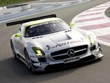 Mercedes-Benz SLS 63 AMG GT3 (C197) 2010 photos