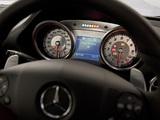 Mercedes-Benz SLS 63 AMG AU-spec (C197) 2010 photos