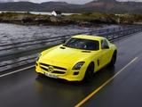 Mercedes-Benz SLS 63 AMG E-Cell Prototype (C197) 2010 photos