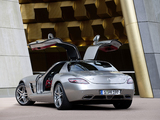 Mercedes-Benz SLS 63 AMG (C197) 2010–14 photos