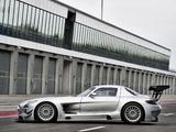 Mercedes-Benz SLS 63 AMG GT3 (C197) 2010 pictures