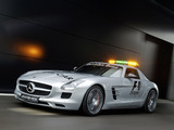 Mercedes-Benz SLS 63 AMG F1 Safety Car (C197) 2010–12 pictures