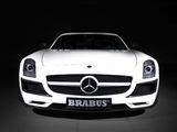 Brabus Mercedes-Benz SLS 63 AMG (C197) 2010 wallpapers