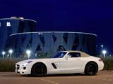 Mercedes-Benz SLS 63 AMG Roadster (R197) 2011 images