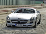 Mercedes-Benz SLS 63 AMG Roadster Prototype (R197) 2011 images