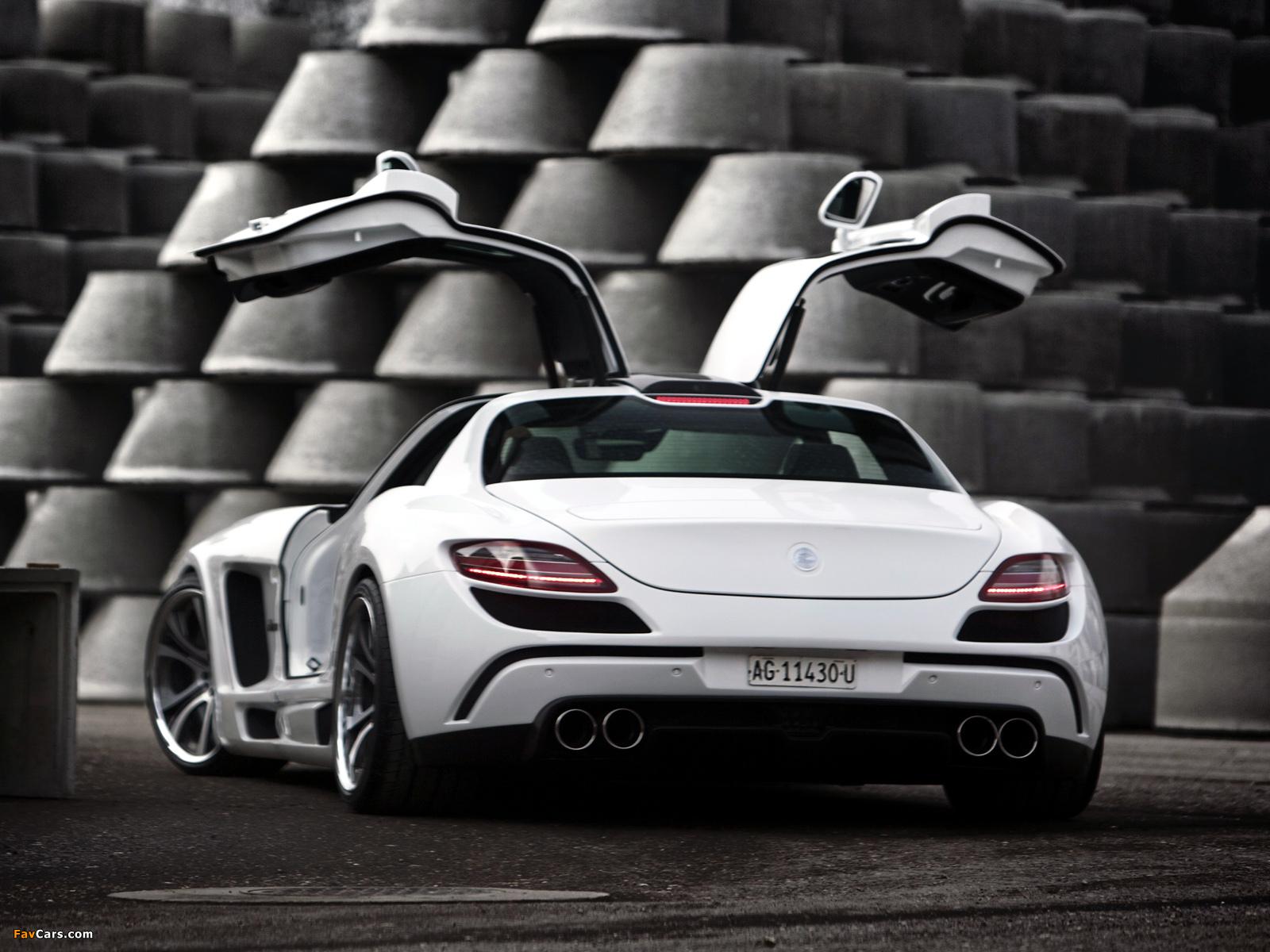 FAB Design Mercedes-Benz SLS 63 AMG (C197) 2011 images (1600 x 1200)