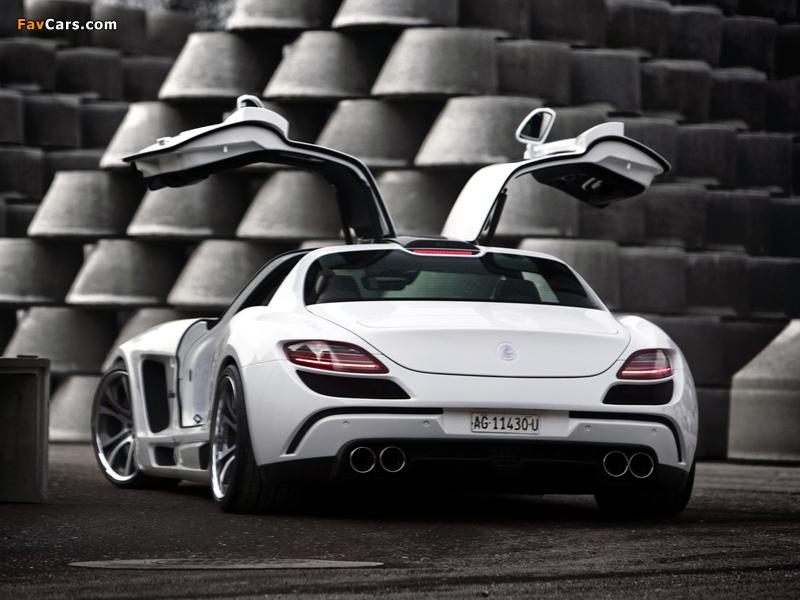 FAB Design Mercedes-Benz SLS 63 AMG (C197) 2011 images (800 x 600)