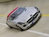 Mercedes-Benz SLS 63 AMG Roadster Prototype (R197) 2011 pictures
