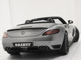 Brabus Mercedes-Benz SLS 63 AMG Roadster (R197) 2011 pictures
