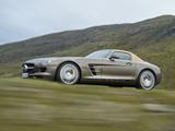 Mercedes-Benz SLS 63 AMG Roadster (R197) 2011–13 pictures