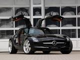 MAE Mercedes-Benz SLS 63 AMG (C197) 2011 wallpapers