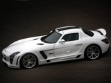 FAB Design Mercedes-Benz SLS 63 AMG (C197) 2011 wallpapers