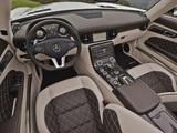 Mercedes-Benz SLS 63 AMG GT Roadster US-spec (R197) 2012 images