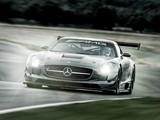 Mercedes-Benz SLS 63 AMG GT3 45th Anniversary (C197) 2012 images