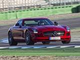 Mercedes-Benz SLS 63 AMG GT (C197) 2012 images