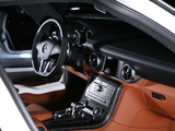 Inden Design Mercedes-Benz SLS 63 AMG (C197) 2012 images