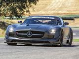Mercedes-Benz SLS 63 AMG GT3 45th Anniversary (C197) 2012 photos