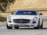 Mercedes-Benz SLS 63 AMG GT Roadster (R197) 2012 photos