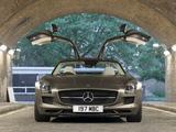 Mercedes-Benz SLS 63 AMG GT UK-spec (C197) 2012 photos