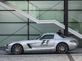 Mercedes-Benz SLS 63 AMG GT F1 Safety Car (C197) 2012 photos