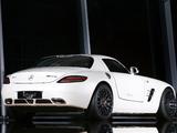 Inden Design Mercedes-Benz SLS 63 AMG (C197) 2012 photos
