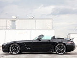 VÄTH Mercedes-Benz SLS 63 AMG Roadster (R197) 2012 photos