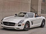 Mercedes-Benz SLS 63 AMG GT Roadster US-spec (R197) 2012 pictures