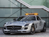 Mercedes-Benz SLS 63 AMG GT F1 Safety Car (C197) 2012 pictures