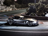 Mercedes-Benz SLS 63 AMG GT3 45th Anniversary (C197) 2012 pictures