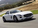 Mercedes-Benz SLS 63 AMG GT Roadster (R197) 2012 pictures