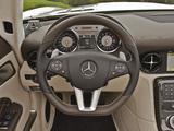 Mercedes-Benz SLS 63 AMG GT Roadster US-spec (R197) 2012 wallpapers
