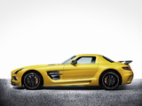 Mercedes-Benz SLS 63 AMG Black Series (C197) 2013 images