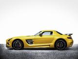 Mercedes-Benz SLS 63 AMG Black Series (C197) 2013 images