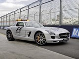 Mercedes-Benz SLS 63 AMG GT F1 Safety Car (C197) 2013 images