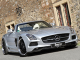 Inden Design Mercedes-Benz SLS 63 AMG Roadster (R197) 2013 images