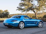 Mercedes-Benz SLS AMG Electric Drive (C197) 2013 images