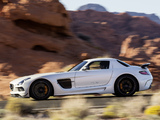 Mercedes-Benz SLS 63 AMG Black Series (C197) 2013 photos