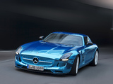 Mercedes-Benz SLS AMG Electric Drive (C197) 2013 photos