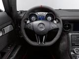 Mercedes-Benz SLS 63 AMG Black Series (C197) 2013 pictures